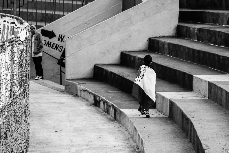 Fotos da torcida em Portuguesa x Santa Cruz