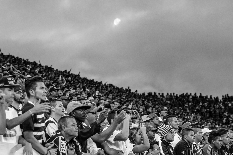 Fotos da torcida em Corinthians x Cruzeiro
