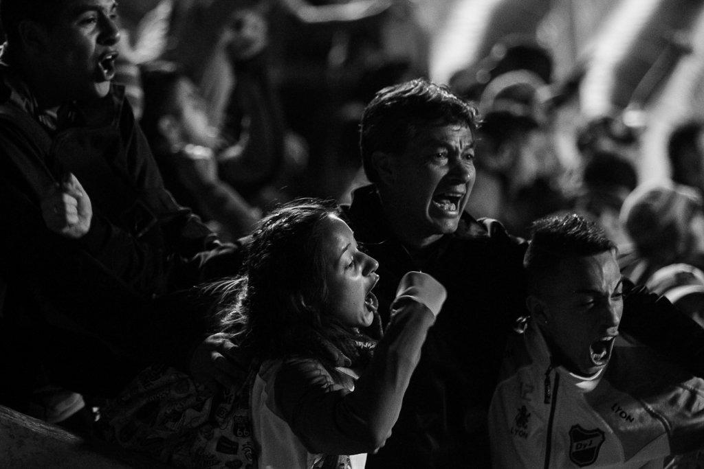Fotos da torcida em São Paulo x Defensa y Justicia