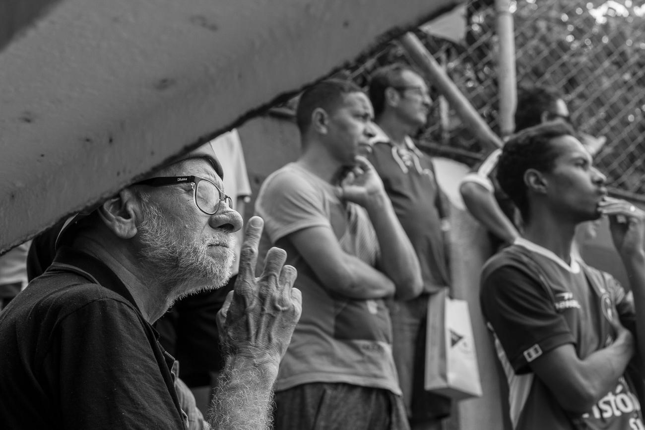 Fotos da torcida em Juventus x XV de Piracicaba