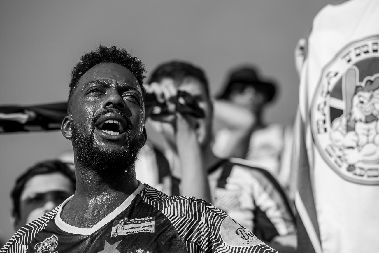 Fotos da torcida do Paulista de Jundiaí