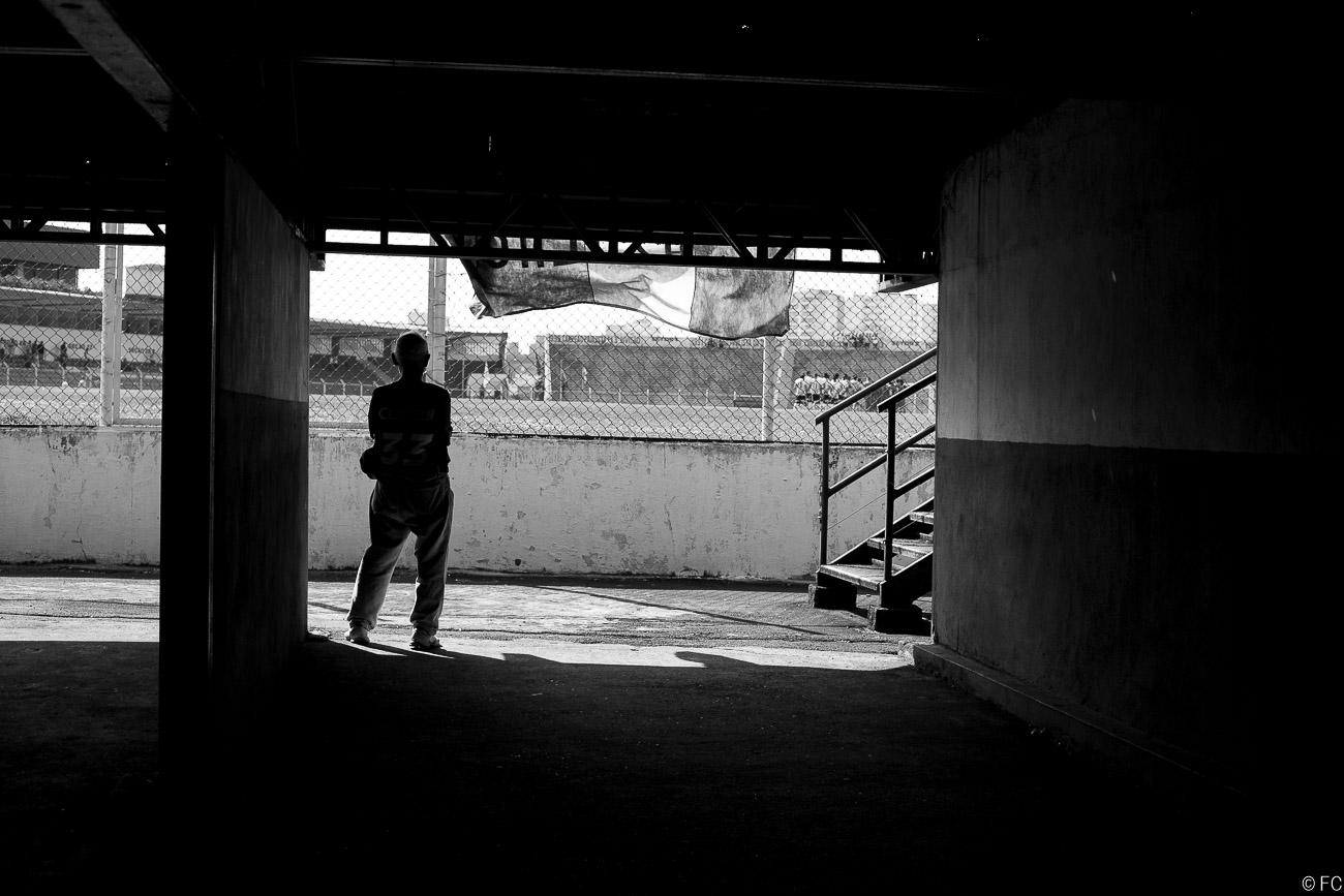 Fotos da torcida do São Caetano