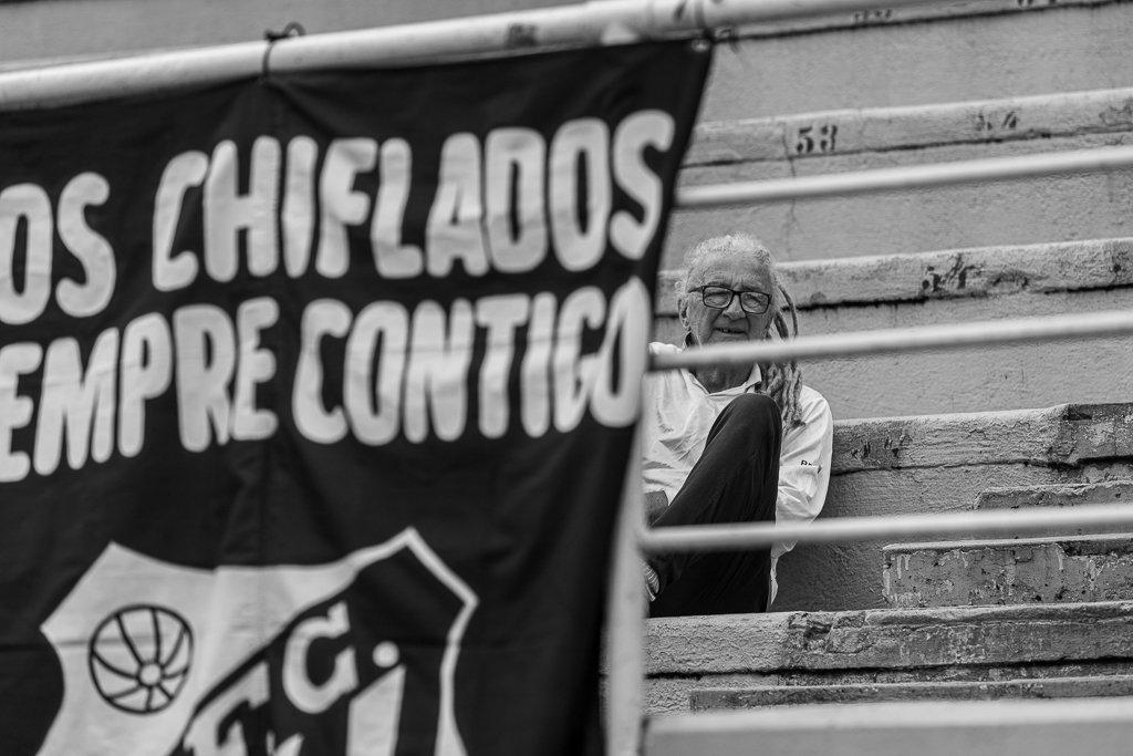 Fotos da torcida em Santos x Palmeiras - Pacaembu
