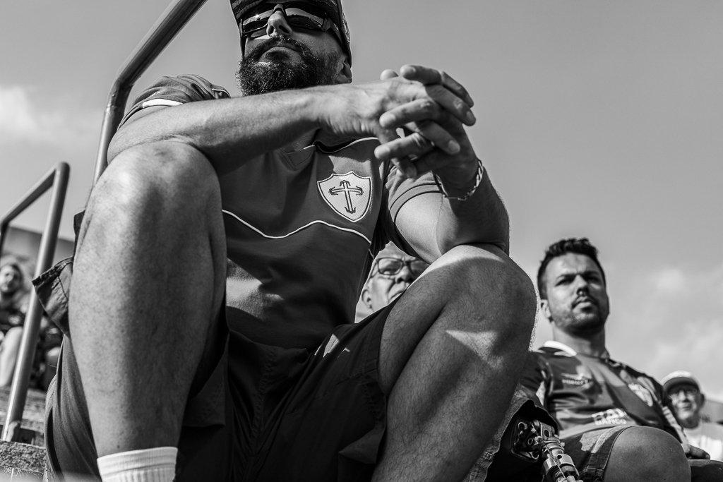 Fotos da torcida em Audax x Portuguesa